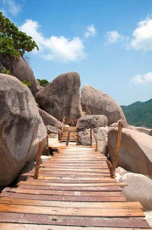 nangyuan: Koh Nangyuan, Surat Thani, Thailand Stock Photo