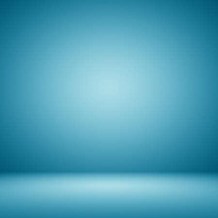 검은 짤막한 빈 어두운 파란색 배경으로 스튜디오 잘 사용합니다. 스톡 콘텐츠