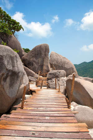 nangyuan: Koh Nangyuan, Surat Thani, Thailand Stock Photo