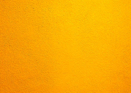 solid background: Clear Yellow wall Stock Photo