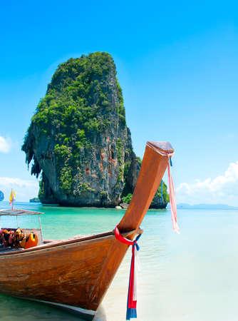 railay: Railay beach, Krabi, Andaman sea Thailand