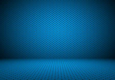 dark blue background: Smooth Dark blue with Black vignette Studio well use as background,business report,digital,website template.