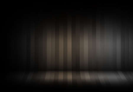 studio backdrop: Empty Stripes Brown with Black vignette Studio backdrop well use as background.