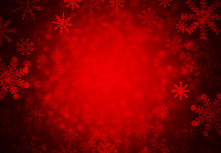 christmas backdrop: Snowflake with Red Christmas background well use as backdrop.