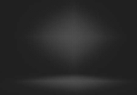 Abstract Empty dark black gradient luxury background Studio wall,floor and room backdrop - well use as background.