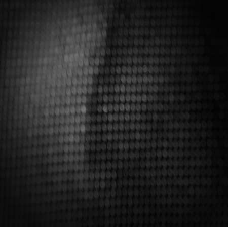Abstract Luxury Black Dot With Border Black Vignette Background