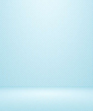 Abstract Empty Gradient background texture of Soft light blue with grey gradient interior Studio wall and plain floor use as backdrop,digital,template. Background empty room with space for your text