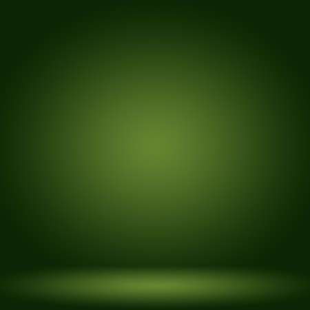 Abstract blur empty Green gradient Studio well use as background,website template,frame,business report Stock Photo