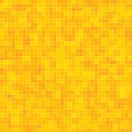 Abstract colorful geometric pattern, Orange, Yellow and Red stoneware mosaic texture background, Modern style wall background. Foto de archivo - 116735000