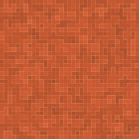 Abstract colorful geometric pattern, Orange, Yellow and Red stoneware mosaic texture background, Modern style wall background. Foto de archivo - 116735213