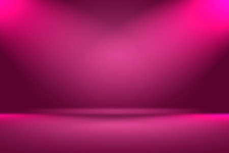 Studio Background Concept - abstract empty light gradient purple studio room background for product