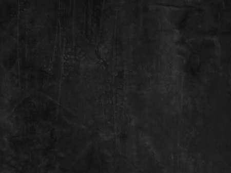 Old black background. Grunge texture. Dark wallpaper. Blackboard. Chalkboard. Concrete Stock fotó