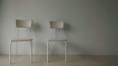 interior: Twin chair