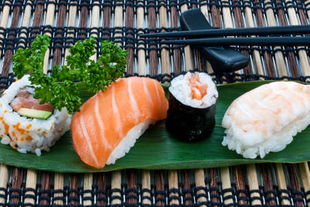 caterers: Japanese food