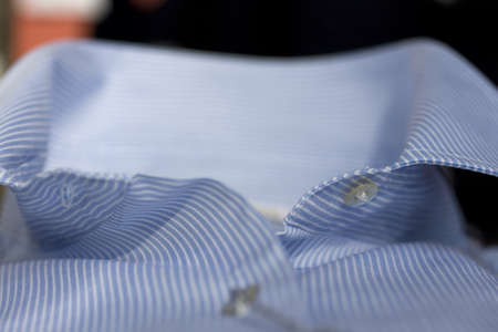 Collar of a shirt Stock Photo - 9813517