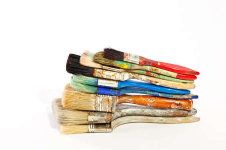 Paintbrushes Stock Photo - 9813568