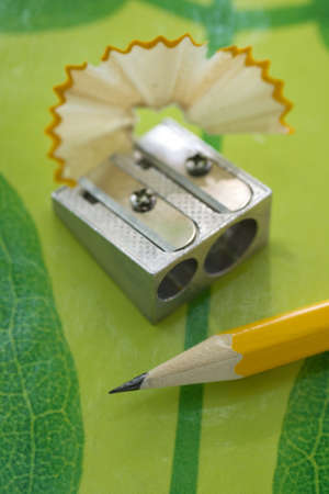 Pencil sharpneer Stock Photo - 9813941
