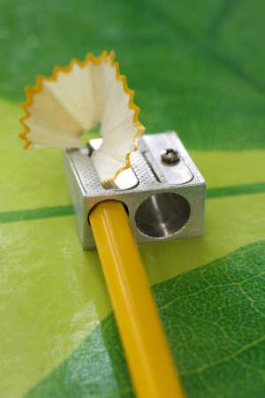 Pencil sharpneer Stock Photo - 9813544