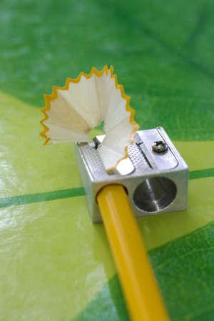Pencil sharpneer Stock Photo - 9813927