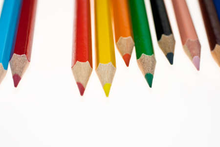 Colorful pencils Stock Photo - 9813907