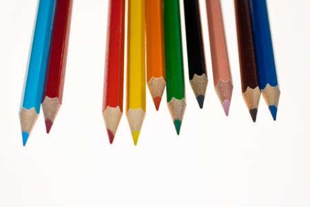 Colorful pencils Stock Photo - 9813906
