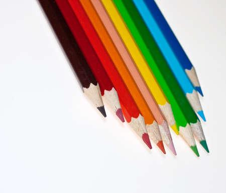 Colorful pencils Stock Photo - 9813905