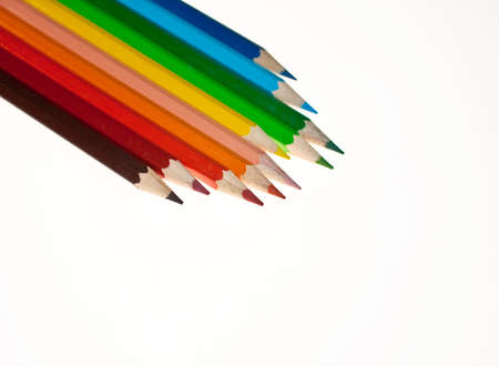 Colorful pencils Stock Photo - 9813901