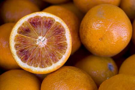 orange peel clove: Arance
