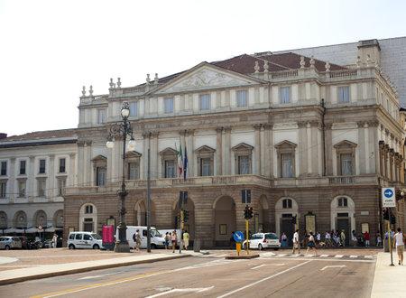 scala: Teatro alla scala, Milano