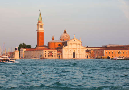 The church of St. George in Venice photo