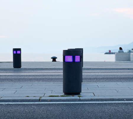 trieste: Road, Trieste