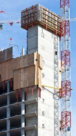 hoists: Construction site