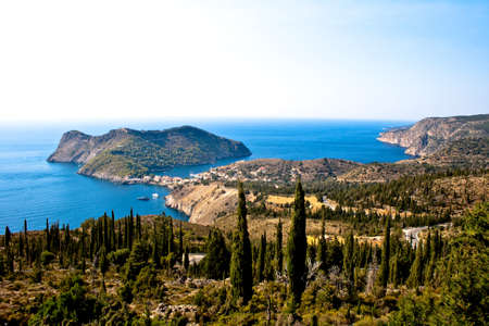 clearness: Assos, Kefalonia - Greece