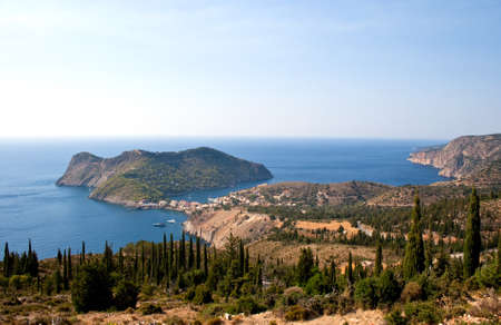 Assos, Kefalonia - Greece Stock Photo - 10265680