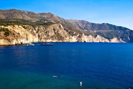 Kefalonia sea - Greece Stock Photo - 10267421