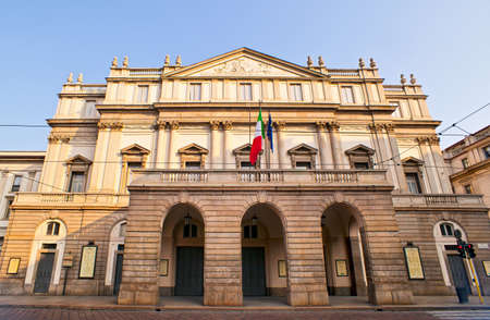 milano: Teatro alla Scala in Milan