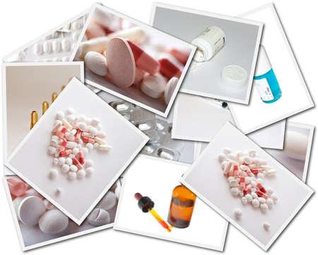 Medicine postcards photo