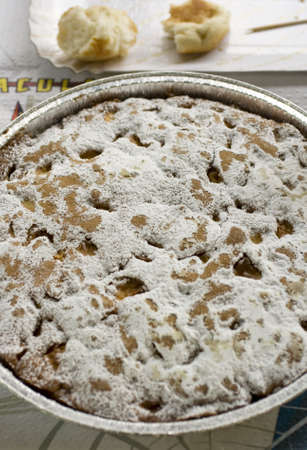 sucre glace: G�teau de sucre glace