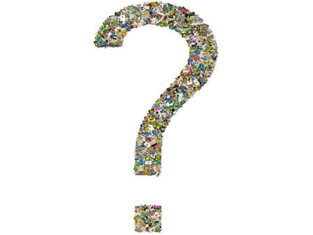Question sign Stock Photo - 10521438