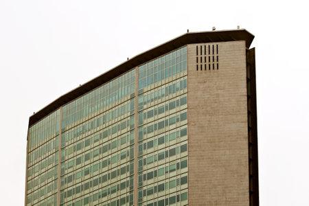 pirelli: View of Pirelli skyscraper, Milan - Italy