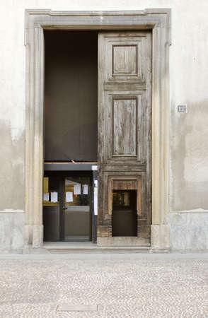 Big door photo
