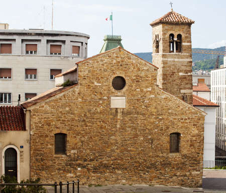 trieste: Basilica of St. Sylvester, Trieste Editorial