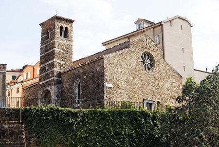 Basilica of St. Sylvester, Trieste Stock Photo - 11186402