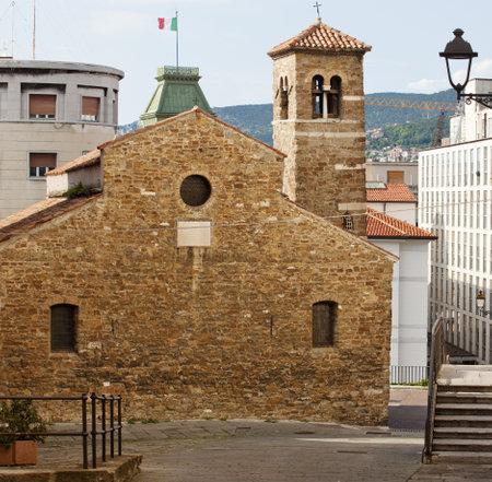 sylvester: Basilica of St. Sylvester, Trieste Editorial