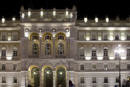 trieste: Government House, Trieste Editorial