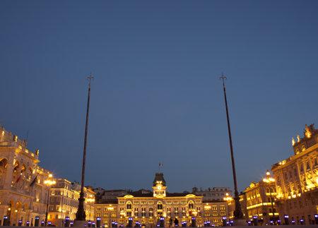 trieste: Piazza Trieste Editorial