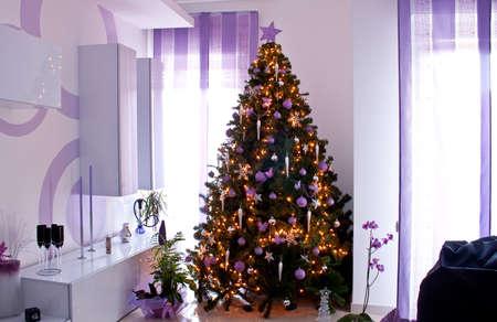 presepio: Christmas tree