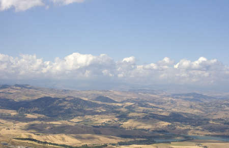 Enna countryside photo