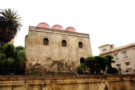 norman castle: San Cataldo, Norman church in Palermo - Italy