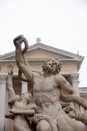 odessa: View of Historical museum of Odessa, Ukraine  Editorial